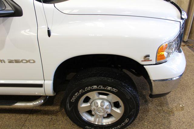 2003 Dodge Ram 2500 SLT Roscoe, Illinois 10