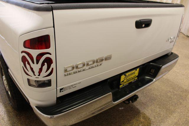 2003 Dodge Ram 2500 SLT Roscoe, Illinois 5