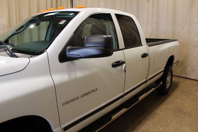 2003 Dodge Ram 2500 SLT Roscoe, Illinois 7