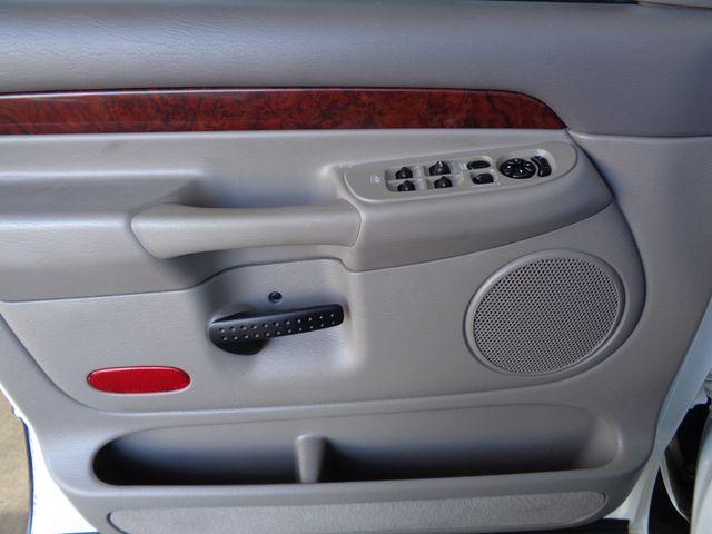 2003 Dodge Ram 3500 SLT Corpus Christi, Texas 21