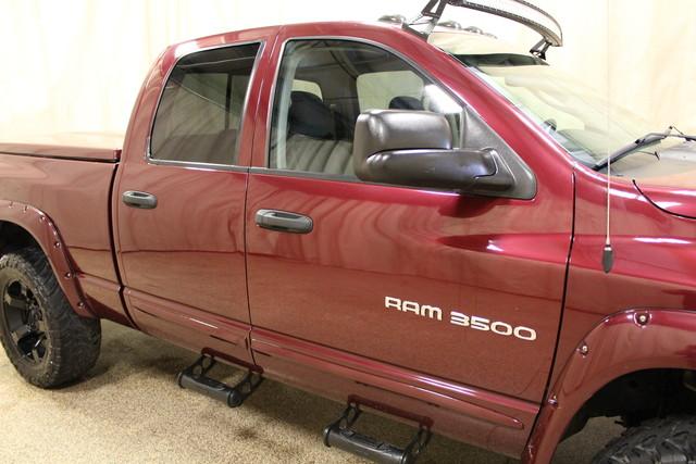 2003 Dodge Ram 3500 SLT Roscoe, Illinois 11