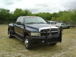 2003 Dodge Ram 3500 SLT San Antonio, Texas 3