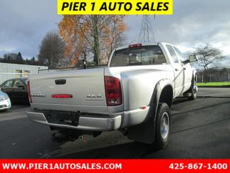 2003 Dodge Ram 3500 SLT Seattle, Washington 6