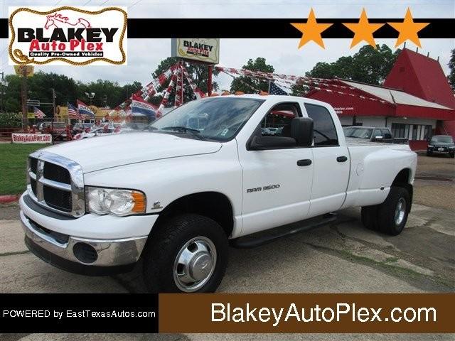 2003 Dodge Ram 3500 @price   Bossier City, LA   Blakey Auto Plex