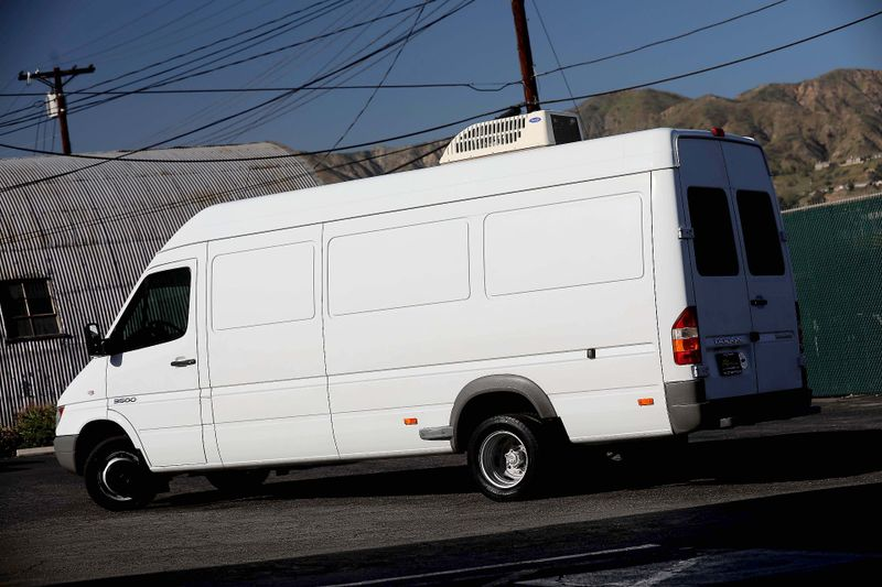 2003 Dodge Sprinter 3500 - Turbo Diesel - 27L - High top - Cargo  city California  MDK International  in Los Angeles, California