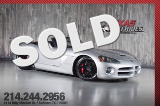 2003 Dodge Viper SRT-10 With Many Upgrades in Addison