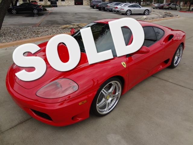 2003 Ferrari 360 Austin , Texas 0