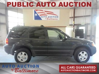 2003 Ford  4x4 ESCAPE XLT in JOPPA MD