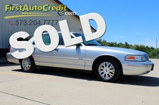 2003 Ford Crown Victoria in Jackson  MO