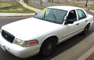 2003 Ford Crown Victoria Base Knoxville, Tennessee 2