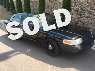 2003 Ford-Former Black Police Cruiser!!!! Crown Victoria-CARMARTSOUTH.COM Base-3 OWNER!! SHARP!! Knoxville, Tennessee