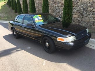 2003 Ford-Former Black Police Cruiser!!!! Crown Victoria-CARMARTSOUTH.COM Base-3 OWNER!! SHARP!! Knoxville, Tennessee 1