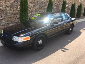 2003 Ford-Former Black Police Cruiser!!!! Crown Victoria-CARMARTSOUTH.COM Base-3 OWNER!! SHARP!! Knoxville, Tennessee 31