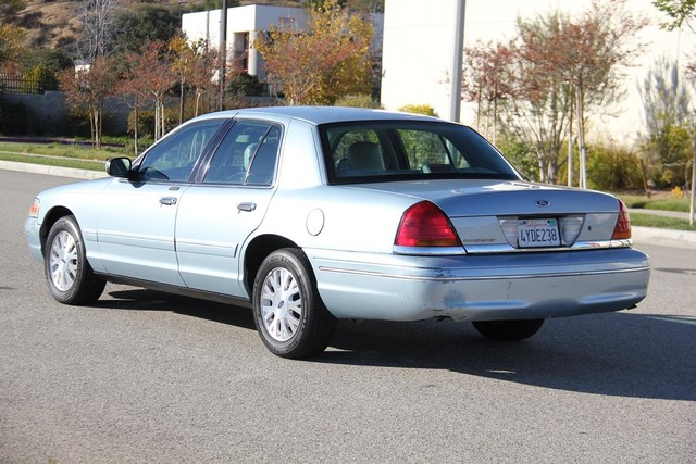 2003 Ford Crown Victoria LX Santa Clarita, CA 5