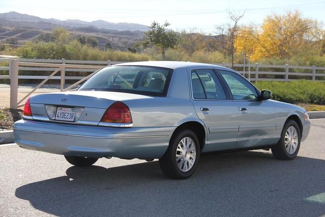2003 Ford Crown Victoria LX Santa Clarita, CA 6
