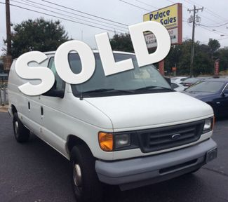 2003 Ford Econoline Cargo Van E250 VAN  city NC  Palace Auto Sales   in Charlotte, NC