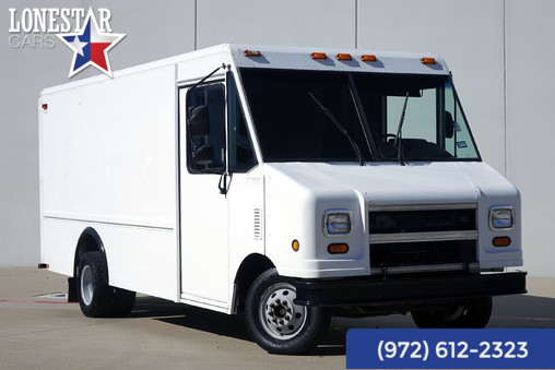 2003 Ford Econoline Commercial Chassis DRW