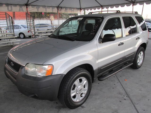 2003 Ford Escape XLT Popular Please call or e-mail to check availability All of our vehicles are