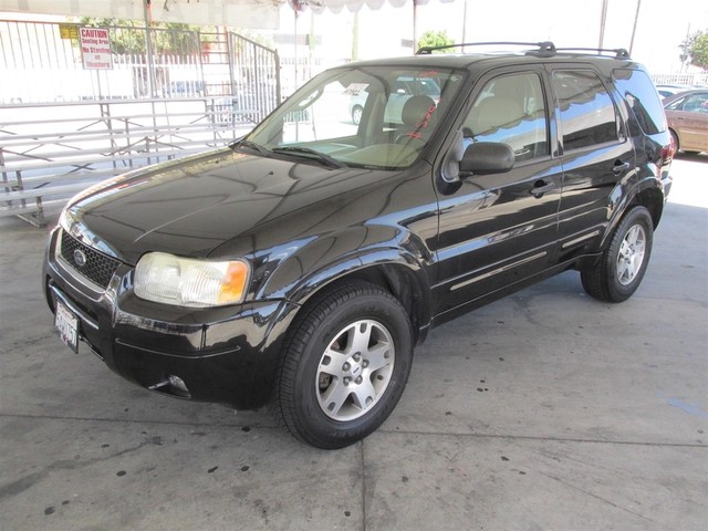 2003 Ford Escape Limited Please call or e-mail to check availability All of our vehicles are av