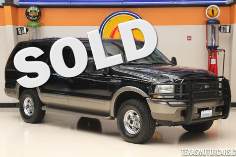 2003 Ford Excursion Eddie Bauer in Addison