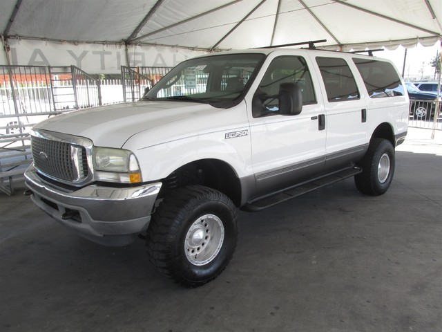 2003 Ford Excursion Special Serv Please call or e-mail to check availability All of our vehicle