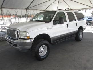 2003 Ford Excursion Special Serv Gardena, California