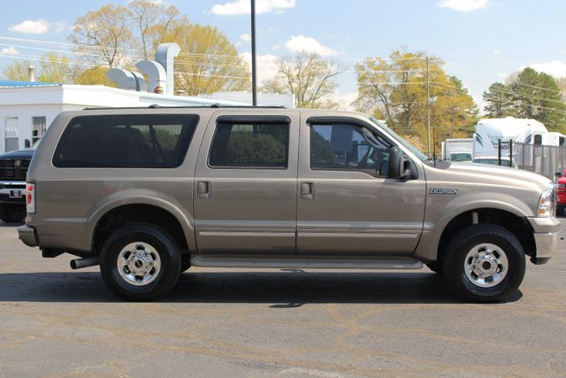 2003 Ford Excursion Limited 4X4 - SINISTER DIESEL - BRAND NEW TIRES Mooresville , NC 14