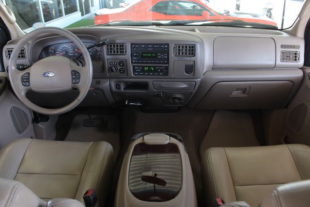 2003 Ford Excursion Limited 4X4 - HEATED LEATHER - V10! Mooresville , NC 25