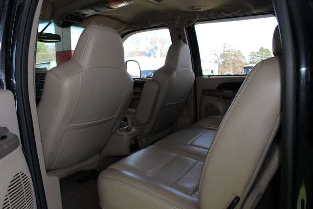 2003 Ford Excursion Limited 4X4 - HEATED LEATHER - V10! Mooresville , NC 42