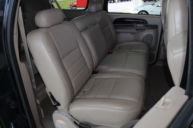 2003 Ford Excursion Limited 4X4 - HEATED LEATHER - V10! Mooresville , NC 41