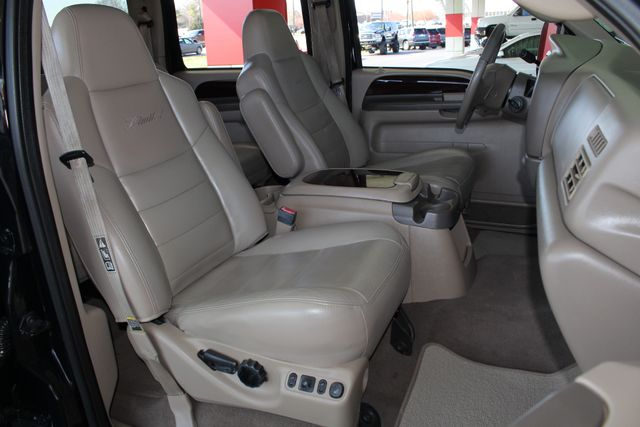 2003 Ford Excursion Limited 4X4 - HEATED LEATHER - V10! Mooresville , NC 12