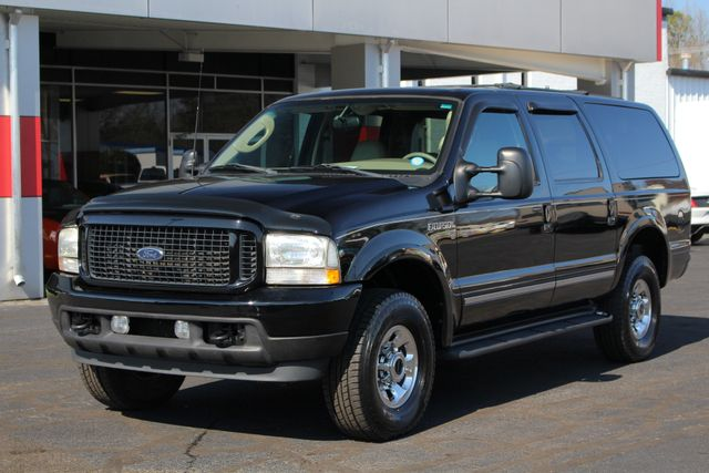 2003 Ford Excursion Limited 4X4 - HEATED LEATHER - V10! Mooresville , NC 20