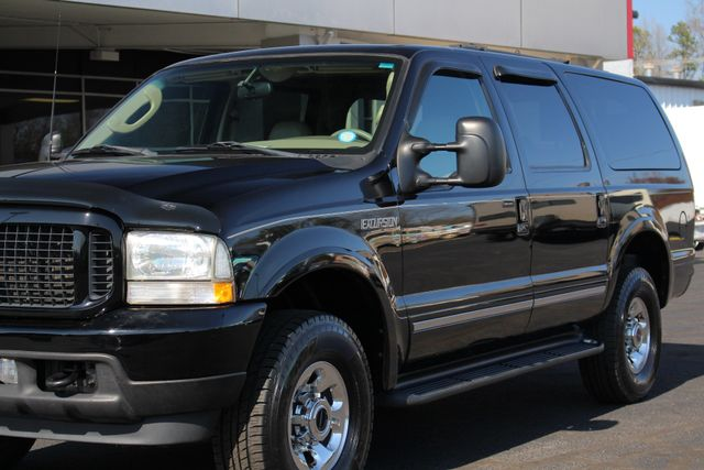 2003 Ford Excursion Limited 4X4 - HEATED LEATHER - V10! Mooresville , NC 24