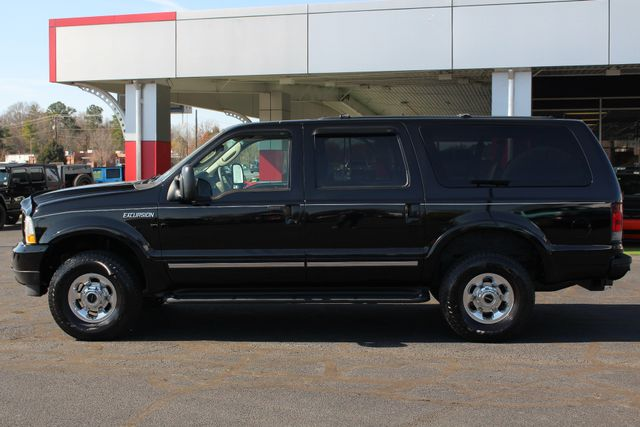 2003 Ford Excursion Limited 4X4 - HEATED LEATHER - V10! Mooresville , NC 14