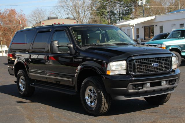2003 Ford Excursion Limited 4X4 - HEATED LEATHER - V10! Mooresville , NC 19