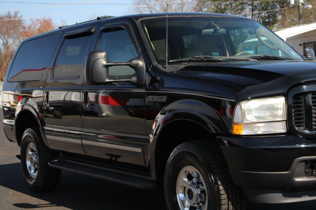 2003 Ford Excursion Limited 4X4 - HEATED LEATHER - V10! Mooresville , NC 23