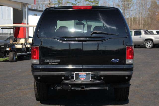 2003 Ford Excursion Limited 4X4 - HEATED LEATHER - V10! Mooresville , NC 16