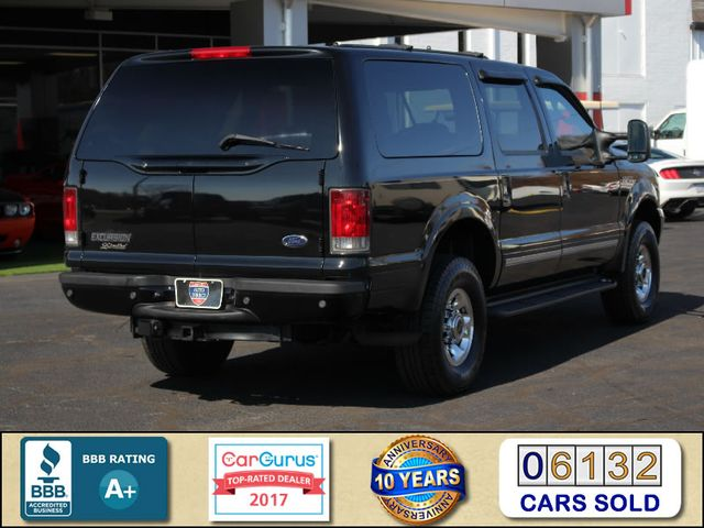2003 Ford Excursion Limited 4X4 - HEATED LEATHER - V10! Mooresville , NC 2
