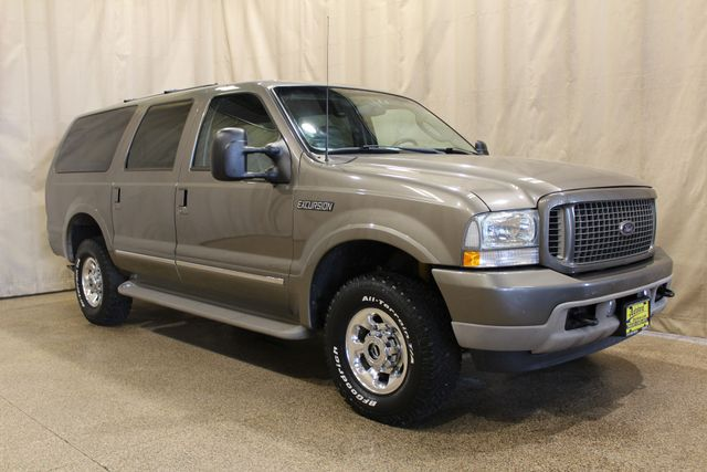 2003 Ford Excursion Limited Roscoe, Illinois 0