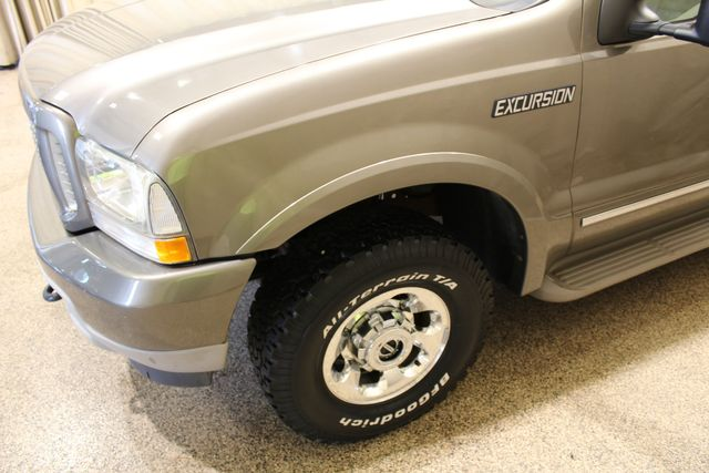 2003 Ford Excursion Limited Roscoe, Illinois 13