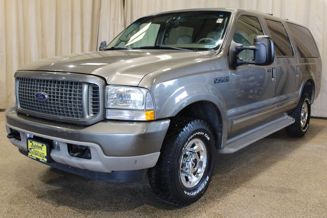 2003 Ford Excursion Limited Roscoe, Illinois 2