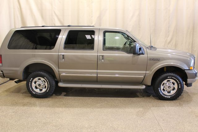 2003 Ford Excursion Limited Roscoe, Illinois 1