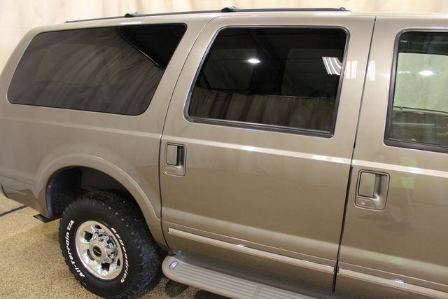 2003 Ford Excursion Limited Roscoe, Illinois 6