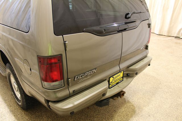 2003 Ford Excursion Limited Roscoe, Illinois 9