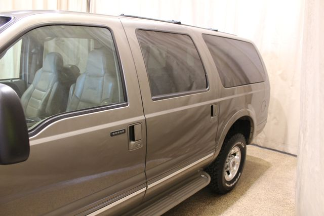 2003 Ford Excursion Limited Roscoe, Illinois 11