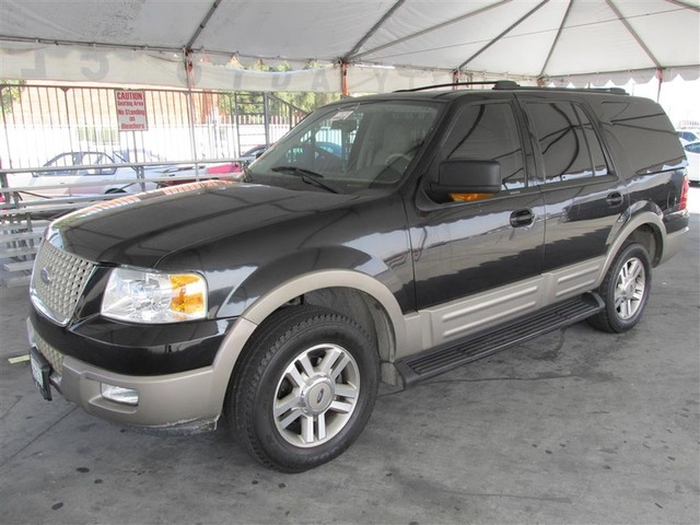 2003 Ford Expedition Eddie Bauer This particular Vehicle comes with 3rd Row Seat Please call or e