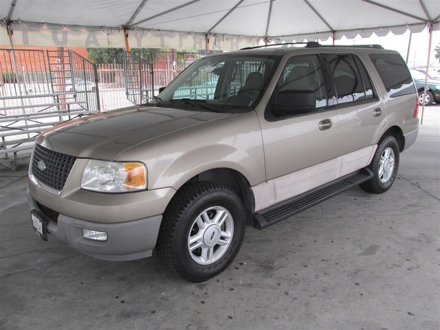 2003 Ford Expedition Special Service This particular Vehicle comes with 3rd Row Seat Please call