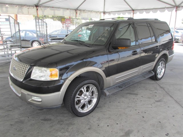 2003 Ford Expedition Eddie Bauer This particular Vehicles true mileage is unknown TMU Please c