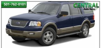 2003 Ford Expedition in Hot Springs AR