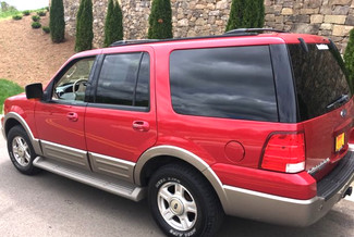 2003 Ford Expedition Eddie Bauer Knoxville, Tennessee 2
